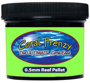 Coral Frenzy 0.5mm Reef Pellet Jar-1